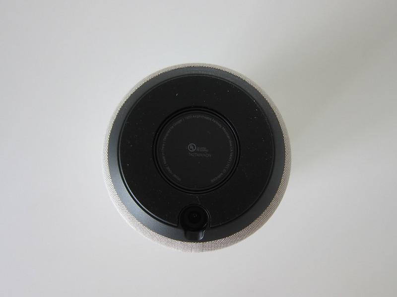 Google Home - Bottom