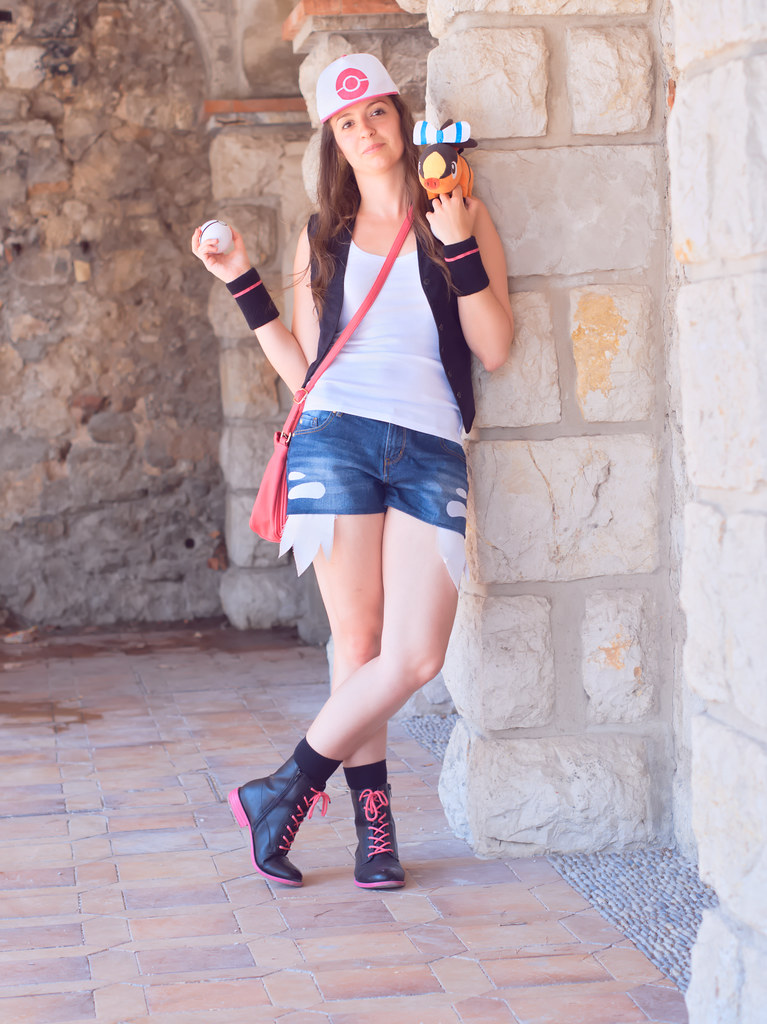 related image - Sortie Cosplay Chateau de Nice -2017-07-23- P1011036