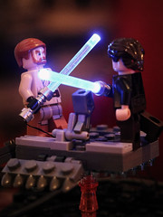 LEGO Star Wars with light-up weapons