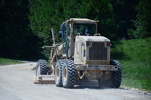 1033rd Engineers maintain roads, test Soldier skills at AT