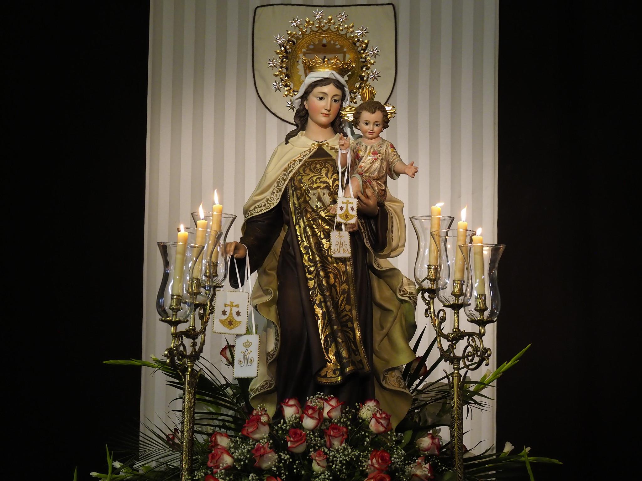 16-7-2017 - Festividad Virgen del Carmen _ Parroquia Ntra. Sra. del Carmen