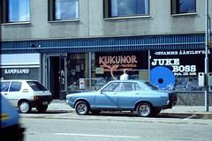 Kukunor and Jukeboss, Rautatienkatu 18, 1989