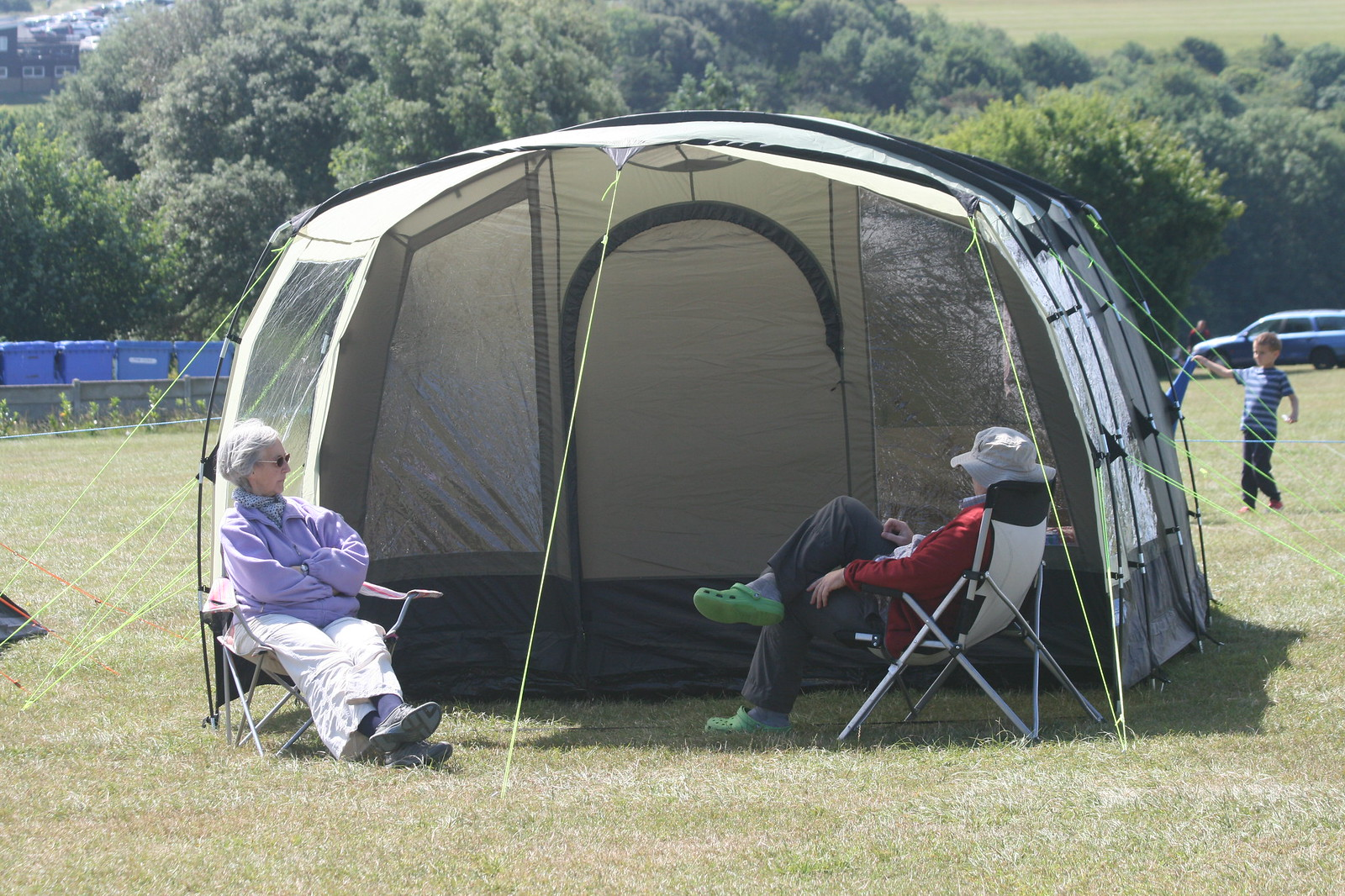 Camping 2017