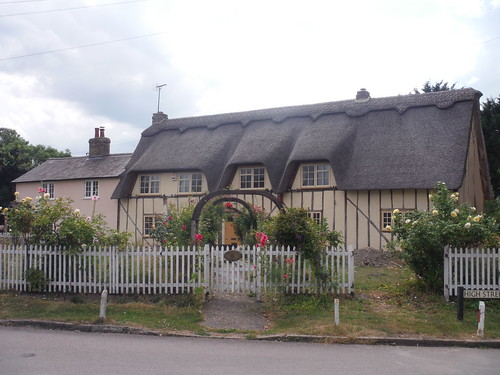 Thatched House, Pirton