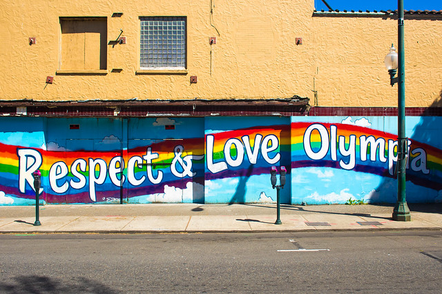 Respect & Love Olympia