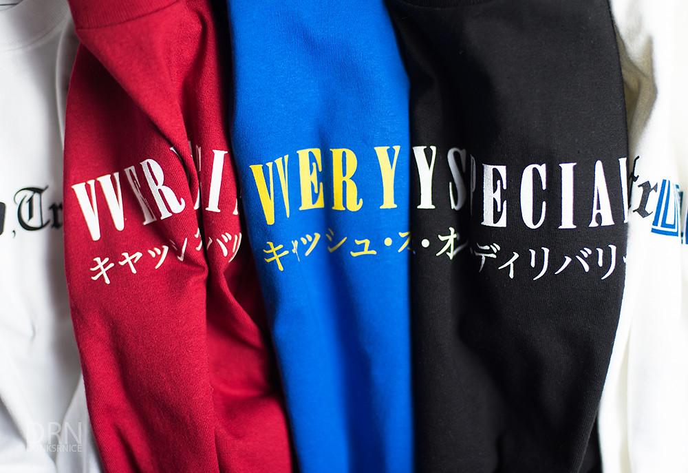 Tokyo Run x V Very Special.