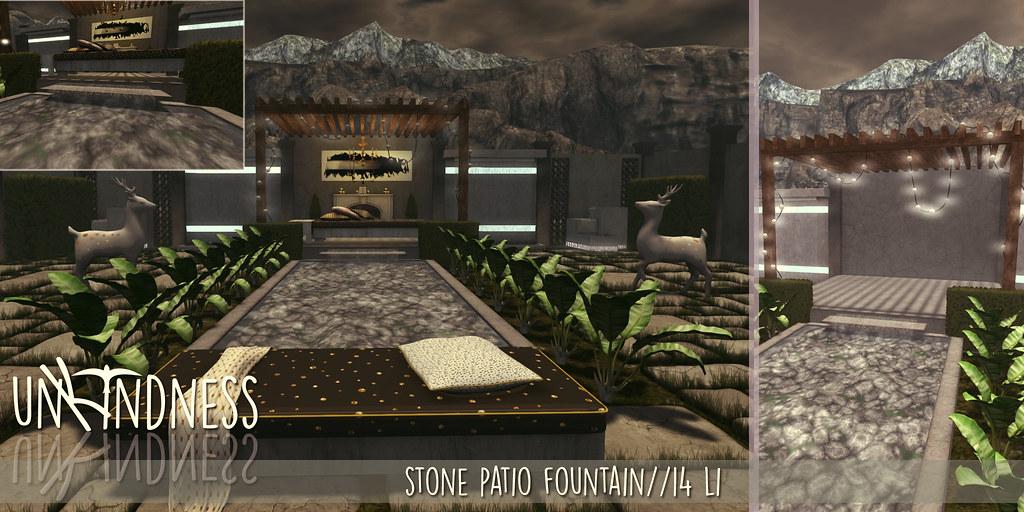 uK - Stone Patio - Limit8 - SecondLifeHub.com