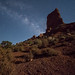 Stars Come Out ... Valley of the Gods by Ken Krach Photography