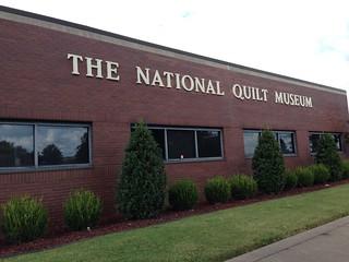 The National Quilt Museum, Paducah, Kentucky
