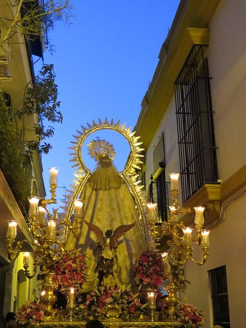 Procesión de Nuestra Señora del Carmen de San Gil