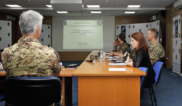 NATO Western Balkans Public Affair Conference