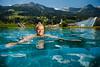 Alpentherme - Bad Hofgastein - Thermalwasser Badesee