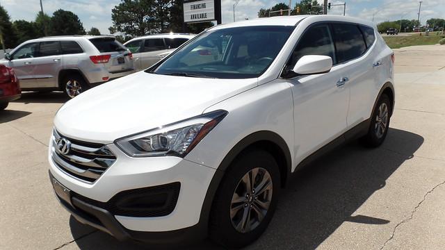 2015 Hyundai Santa Fe Sport AWD
