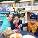 비발디파크 예진이네와.. 2017.07.25 ~ 2017.07.26 즐거운 여행이었다. 초등학교가 막~방학을 하는 기간이었고, 전날부터 날씨가 좀 흐려서인지 사람이 아주 많지는 않았다. 여행중 날씨는 완전 좋음.^^