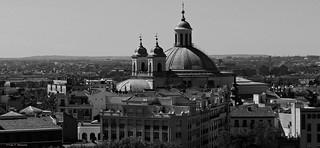 San Francisco el Grande. Madrid.