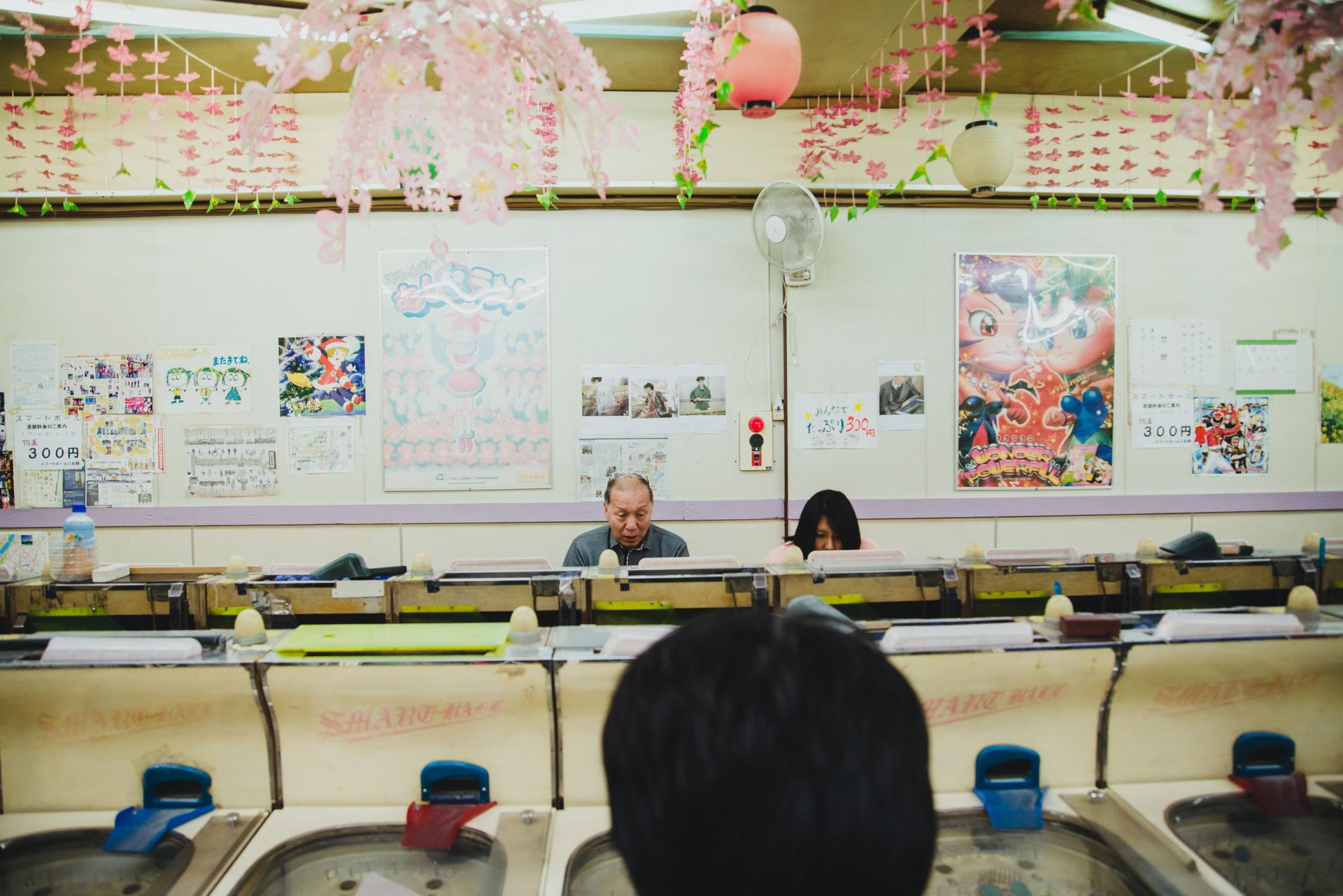 pachinko japonia