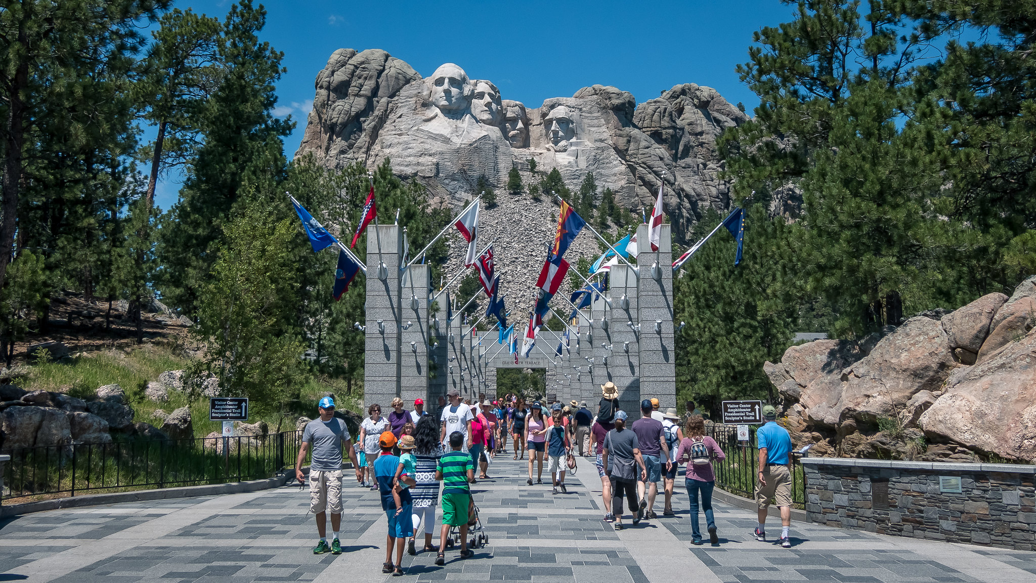 Mt Rushmore - Montana - [USA]