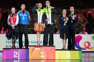 DanceSport Medalists