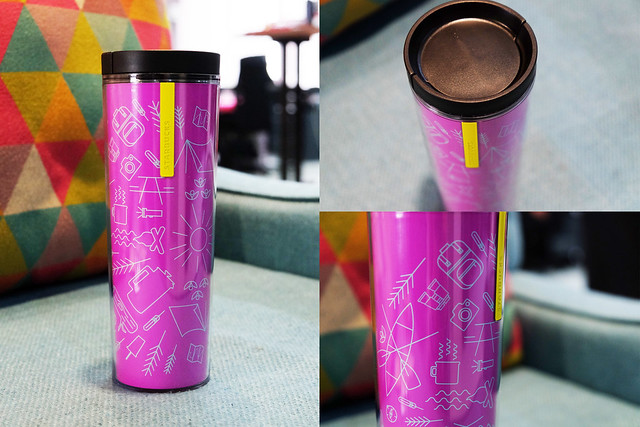 Patty Villegas - The Lifestyle Wanderer - Starbucks Philippines - July 2017 - Tumbler - Merchandise