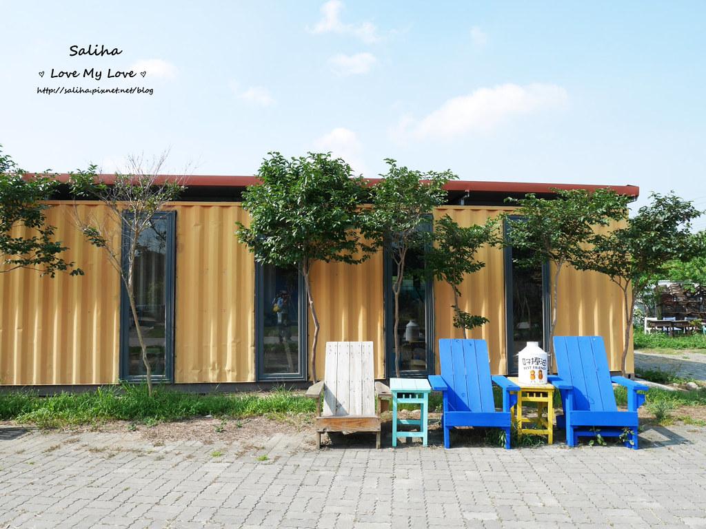 台中沙鹿區旅遊一日遊景點推薦好好小館彩色貨櫃屋 (10)