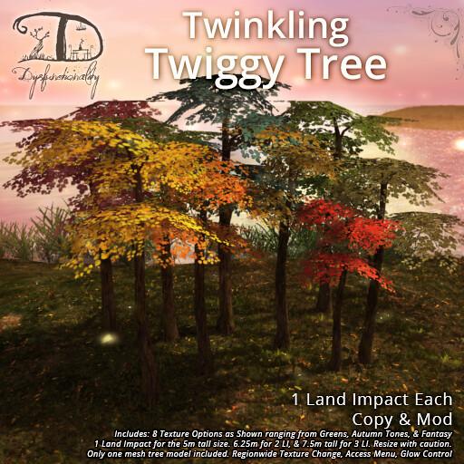 TwinklingTwiggyTree - TeleportHub.com Live!