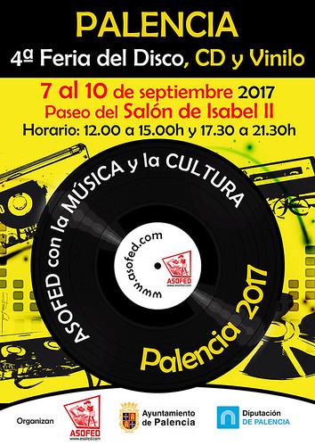 IV Feria del Disco de Palencia