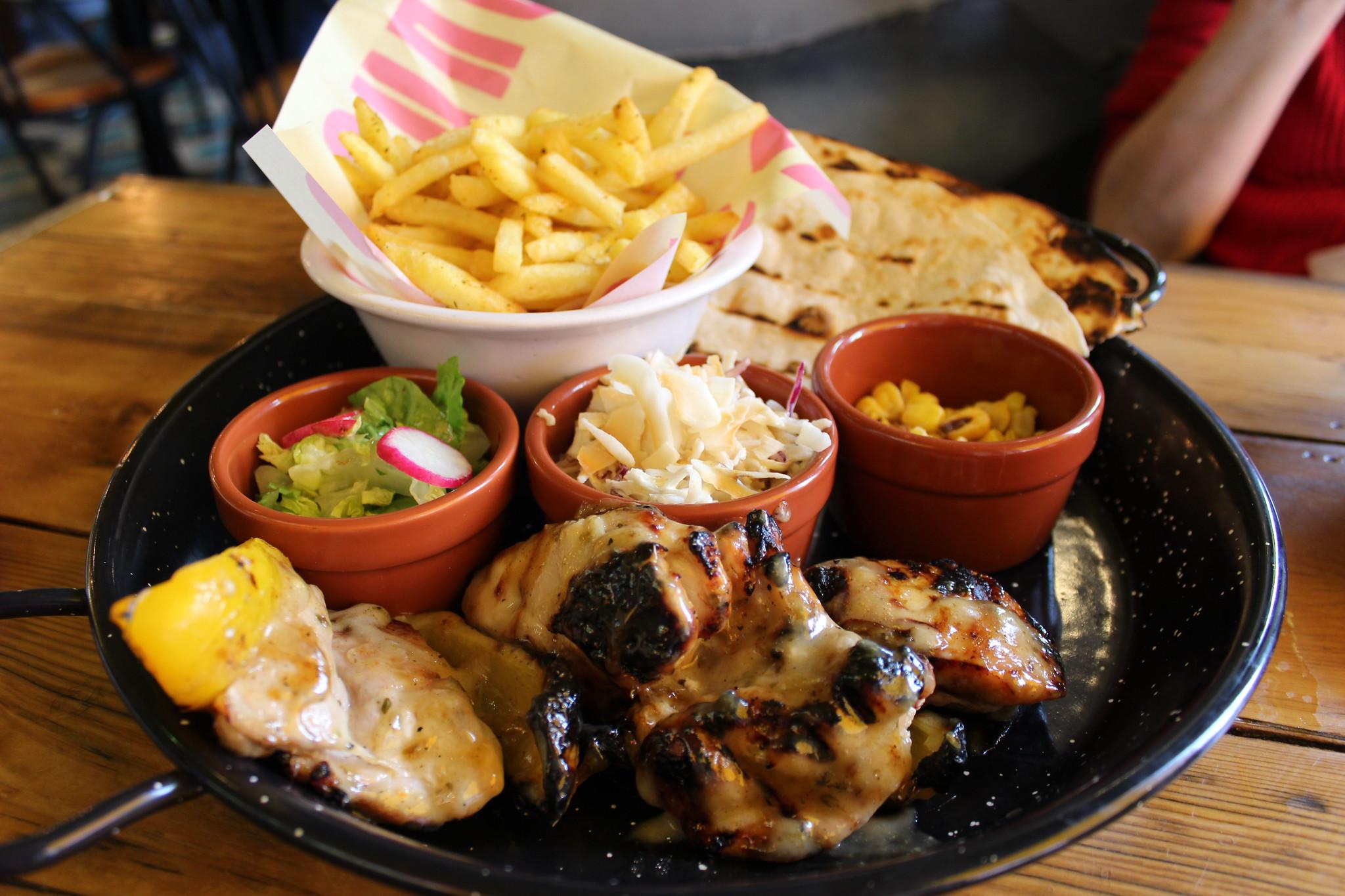 Cabana Chicken
