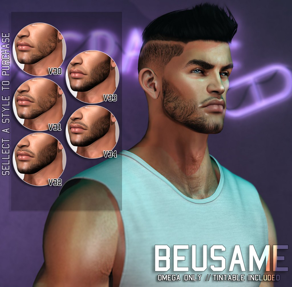 Men Only Monthly Release ! - SecondLifeHub.com
