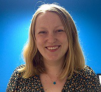 Briony trainer for young peoples training