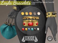 OXIDE Layla Bracelets - IDTP2017