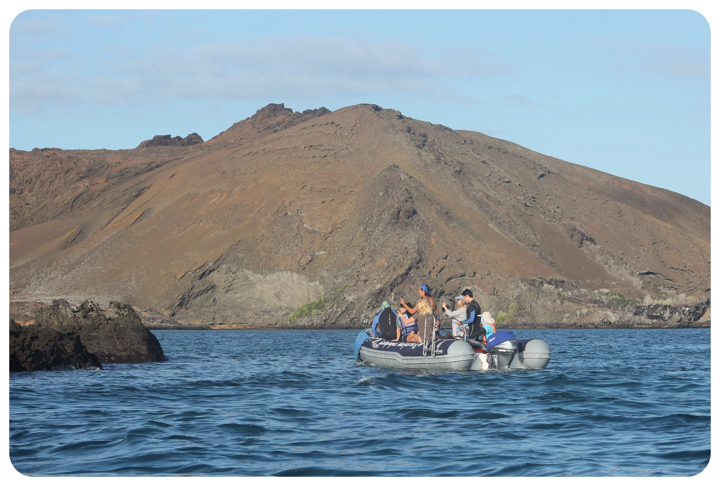galapagos islands excursion