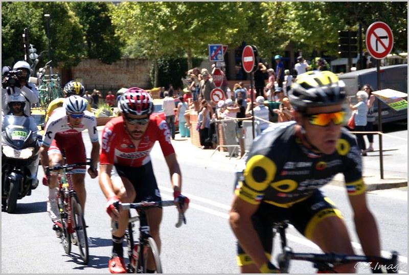 Tour de FRANCE, 1 4e à GAILLA
