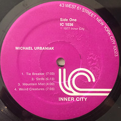 MICHAL URBANIAK:URBANIAK(LABEL SIDE-A)