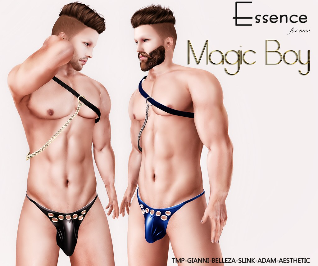 MAGIC BOY - SecondLifeHub.com