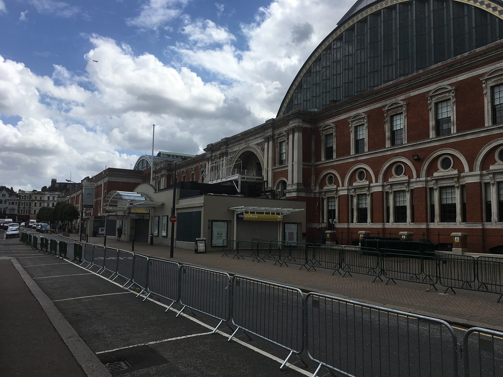 Olympia- the calm before the storm