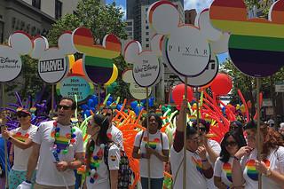 SF Pride - Hitech Pixar