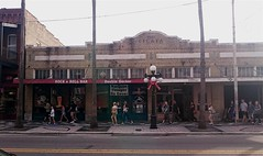 Ybor City streetscape