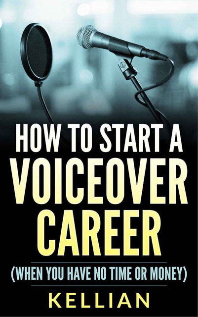 Book cover for voiceovers photo by Edward Olive photographer in Madrid Spain