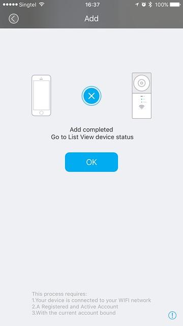 Doby iOS App - Setup #7