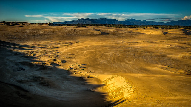 Valley of Sand