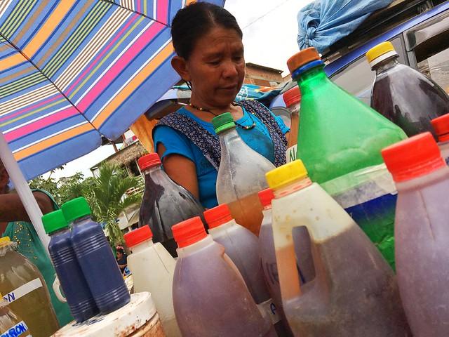 Aid Zone 4 Bolivia