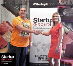 #StartupGrind Event #Cardiff Summer Party July 2017