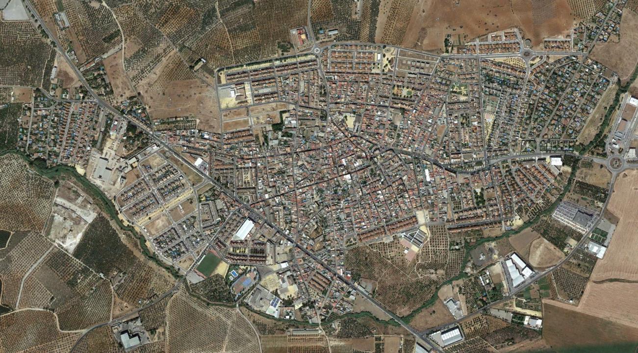 bollullos de la mitación, sevilla, gomaespuma, después, urbanismo, planeamiento, urbano, desastre, urbanístico, construcción, rotondas, carretera
