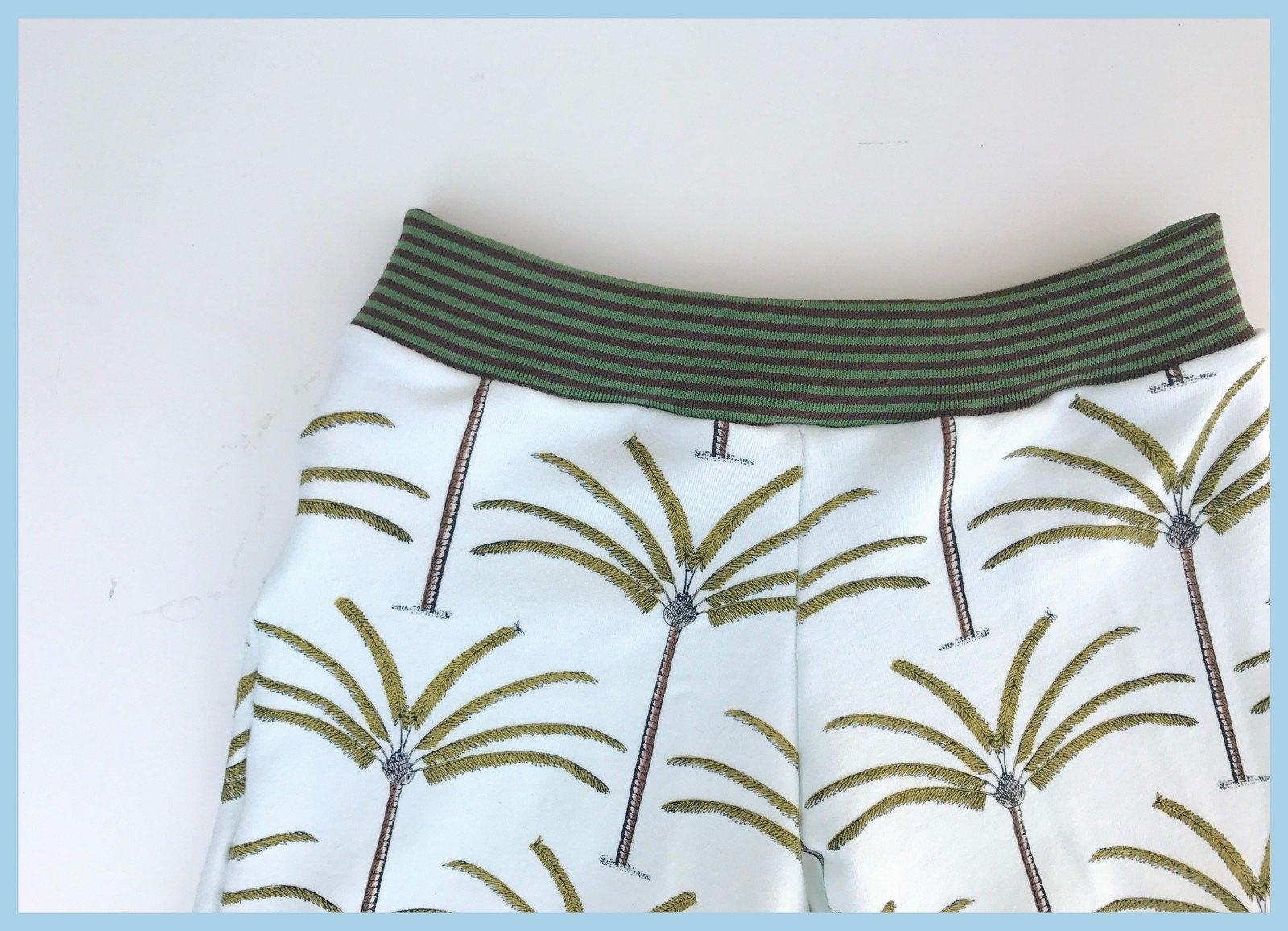 improvisatie short (waistband)