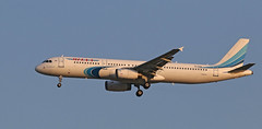 Yamal Airlines / Airbus A321-231 / VQ-BSM