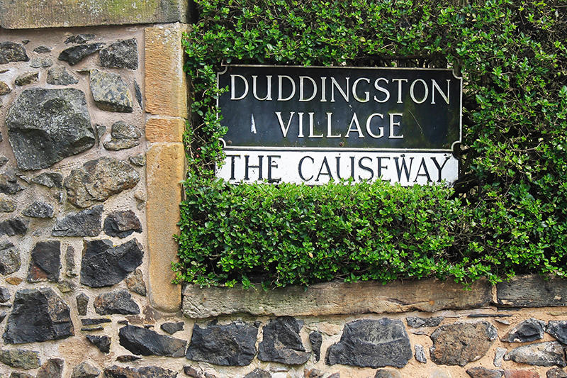 Visiting Dr Neils Secret Garden Duddingston Lock Edinburgh Scotland UK travel lifestyle blogger