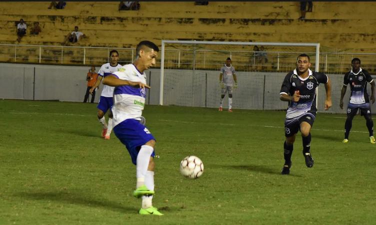 No Florestão, 3 a 0: Atlético do Acre elimina São Francisco da Série D, Atlético do Acre versus São Francisco, 2017. Série d