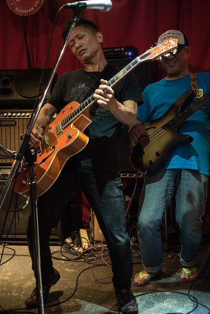 T.G.I.F. Blues Session at Terraplane, Tokyo, 14 Jul 2017 -00040