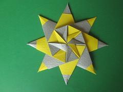 Maria Sinayskaya's Sabrina Star Pinwheel Variation