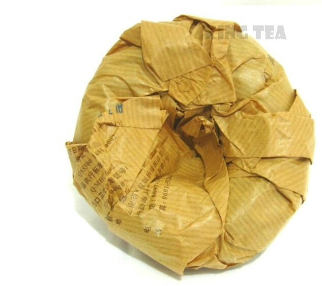 Free Shipping 2007 TAE TEA DaYi V93 Tuo Bowl Nest 250g  Random lot China YunNan MengHai Chinese Puer Puerh Ripe Tea Shou Shu Cha
